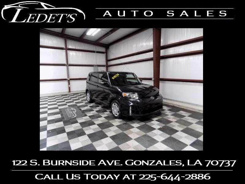 2014 Scion xB  - Ledet's Auto Sales Gonzales_state_zip in Gonzales Louisiana