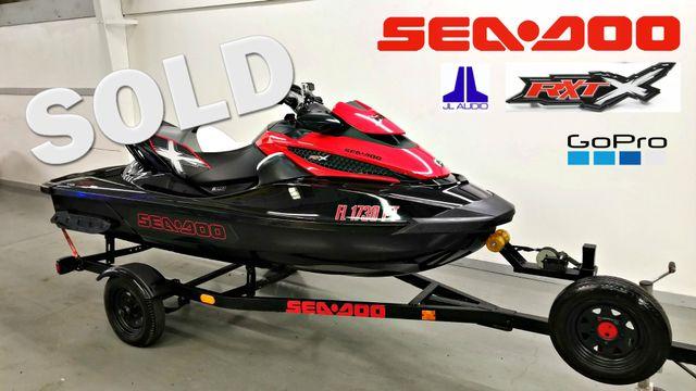 2014 Seadoo RXTX pwc SEA DOO SUPERCHARGED 260HP CUSTOM JL AUDIO  | Palmetto, FL | EA Motorsports in Palmetto FL