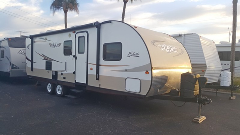 2014 Shasta Flyte 265DB  in Clearwater, Florida