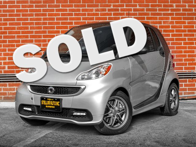 2014 Smart fortwo Passion Burbank, CA 0
