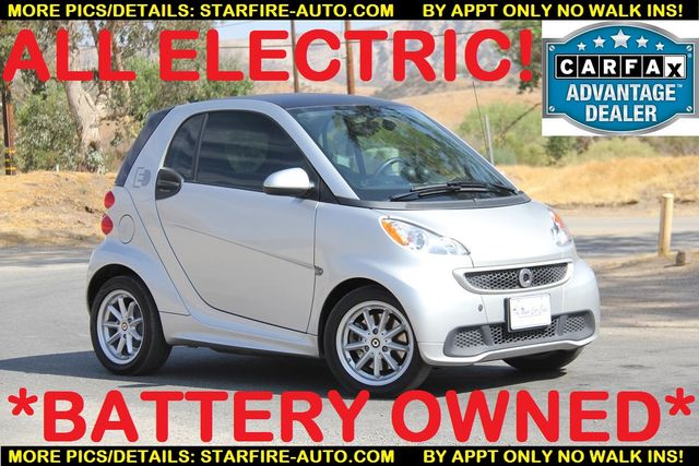 2014 Smart fortwo electric drive Passion Santa Clarita, CA 0