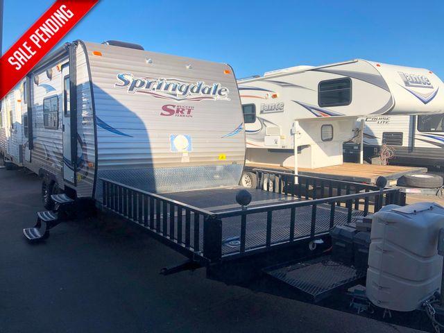 2014 Springdale 190 SRT   in Surprise-Mesa-Phoenix AZ