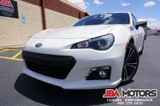 2014 Subaru BRZ Limited Supercharged Pearl White 6 Speed Manual | MESA, AZ | JBA MOTORS in Mesa AZ
