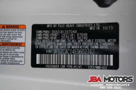 2014 Subaru BRZ Limited Supercharged Pearl White 6 Speed Manual | MESA, AZ | JBA MOTORS in MESA, AZ