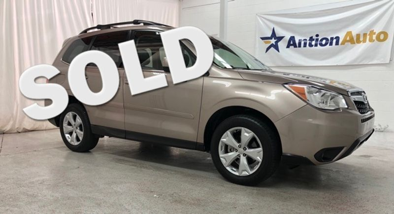 2014 Subaru Forester 2.5i Limited | Bountiful, UT | Antion Auto in Bountiful UT