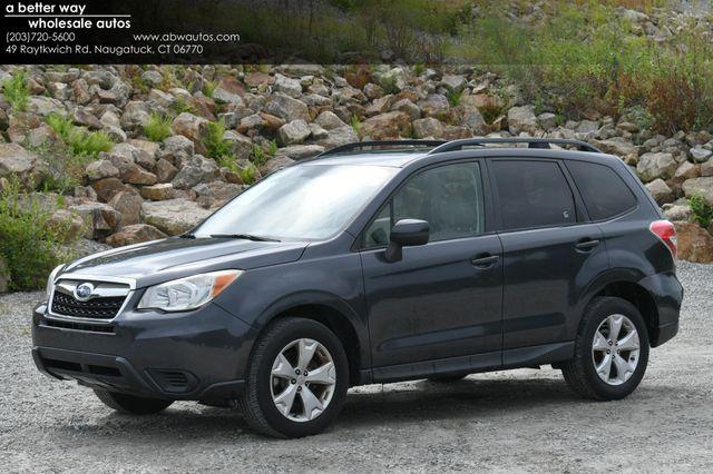 2014 Subaru Forester 2.5i Premium Naugatuck, Connecticut