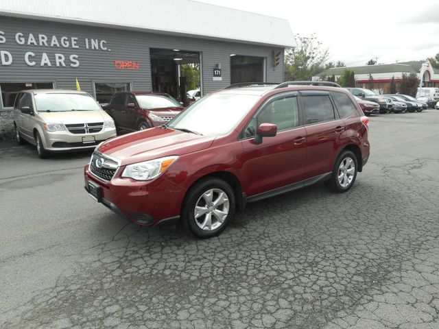 2014 Subaru Forester 2.5i Premium New Windsor, New York 1
