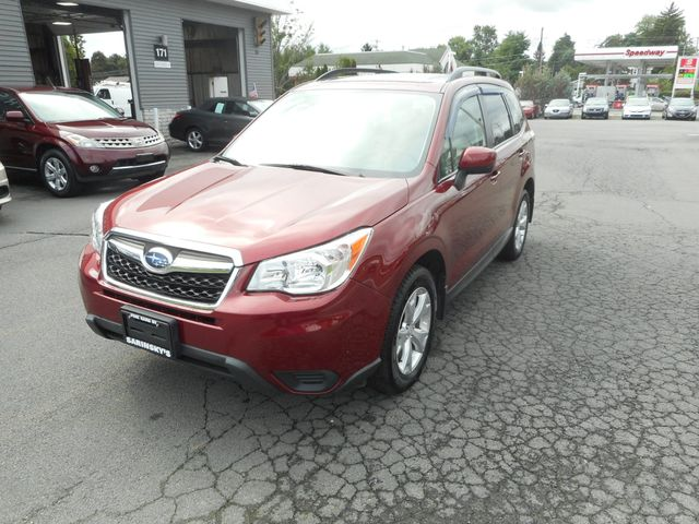 2014 Subaru Forester 2.5i Premium New Windsor, New York 11