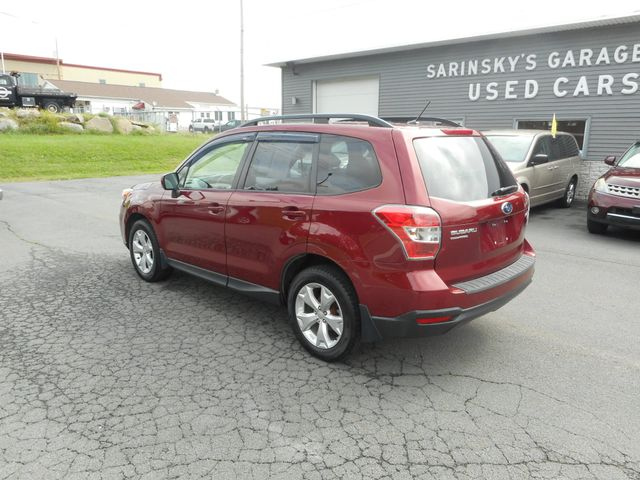 2014 Subaru Forester 2.5i Premium New Windsor, New York 2
