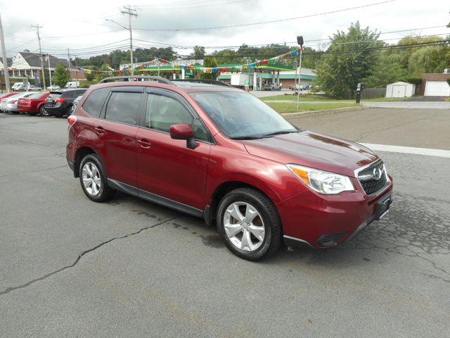 2014 Subaru Forester 2.5i Premium New Windsor, New York 8