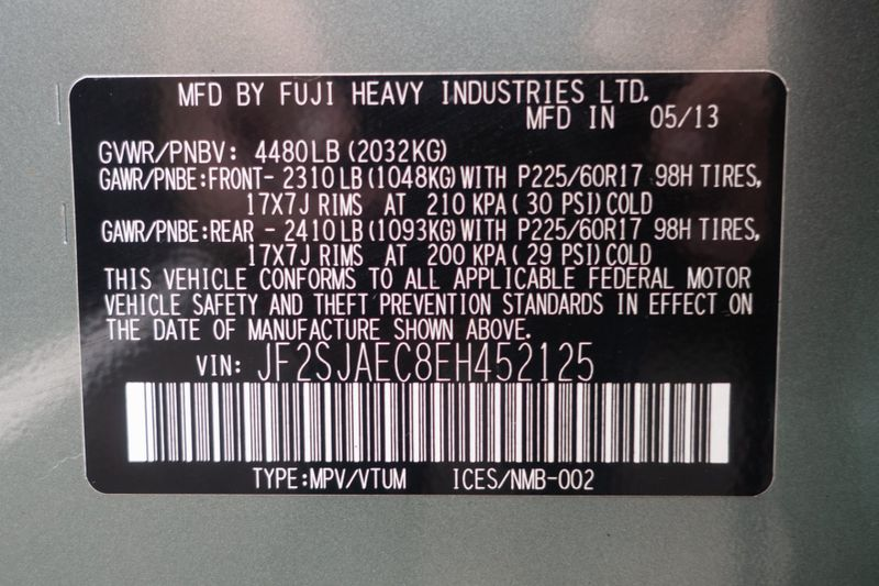 2014 Subaru Forester 25i Premium   Texas  EURO 2 MOTORS  in , Texas