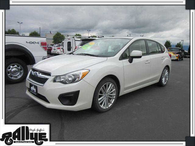 2014 Subaru Impreza 2.0i Premium in Burlington WA, 98233