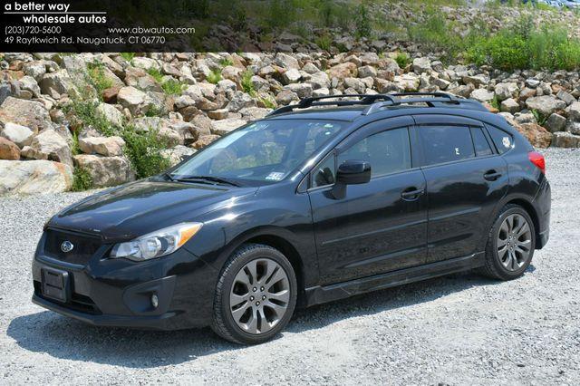 2014 Subaru Impreza 2.0i Sport Premium AWD Naugatuck, Connecticut