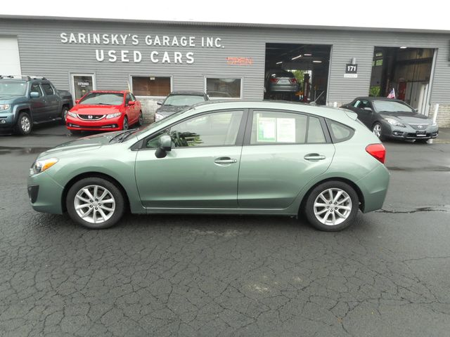 2014 Subaru Impreza 2.0i Premium New Windsor, New York