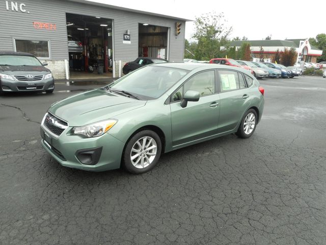 2014 Subaru Impreza 2.0i Premium New Windsor, New York 1