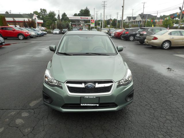 2014 Subaru Impreza 2.0i Premium New Windsor, New York 10
