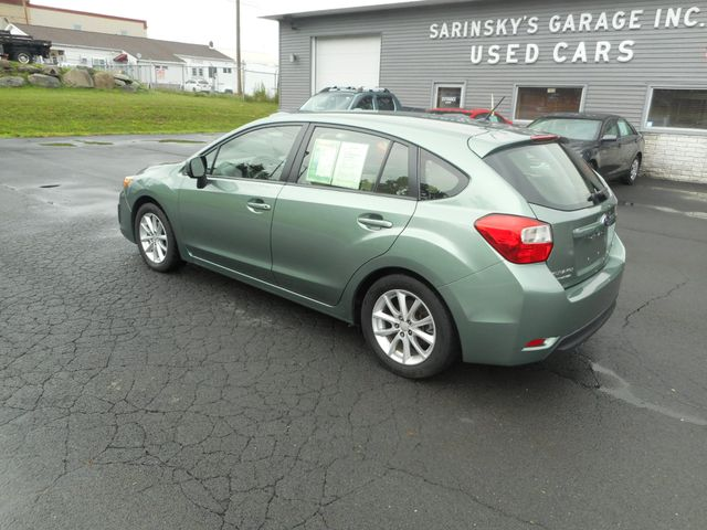 2014 Subaru Impreza 2.0i Premium New Windsor, New York 2