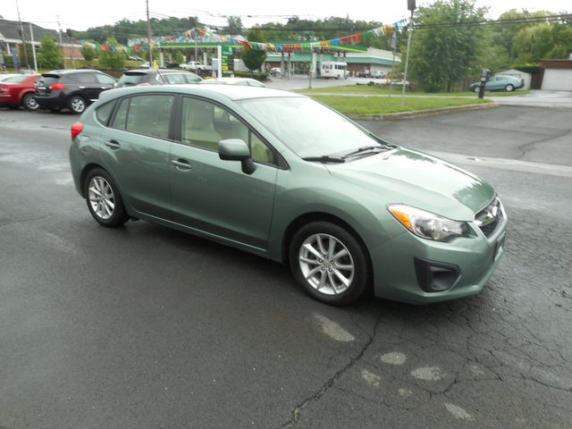 2014 Subaru Impreza 2.0i Premium New Windsor, New York 8