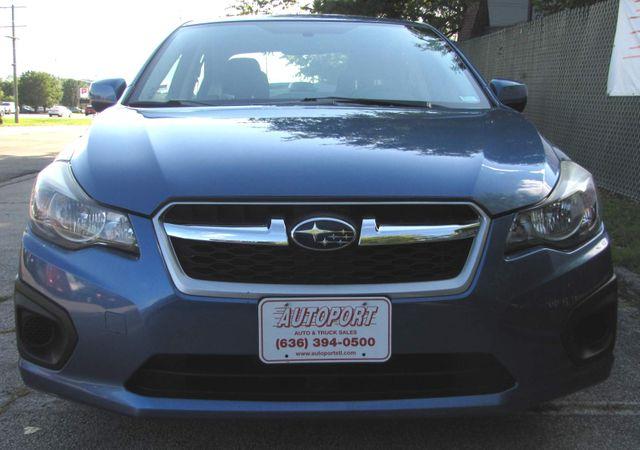 2014 Subaru Impreza Premium St. Louis, Missouri 1