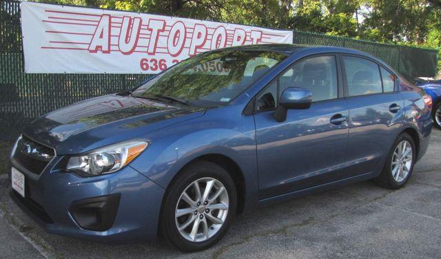 2014 Subaru Impreza Premium St. Louis, Missouri 3