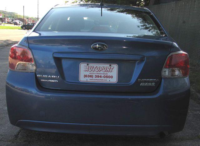 2014 Subaru Impreza Premium St. Louis, Missouri 4