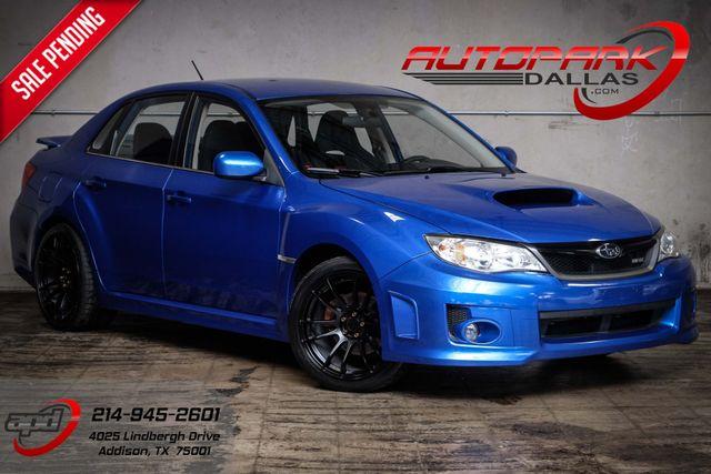 2014 Subaru Impreza WRX COBB