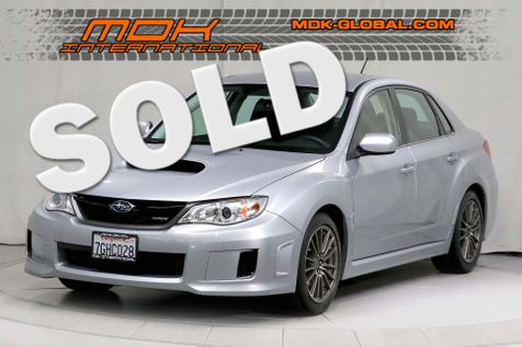 2014 Subaru Impreza WRX - Manual - Immaculate - 1 Owner - Service Records in Los Angeles