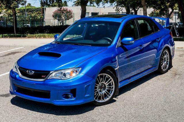 2014 Subaru Impreza WRX STI Limited
