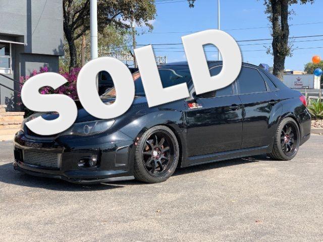 2014 Subaru Impreza WRX Premium in San Antonio, TX 78233