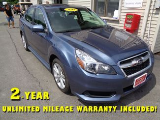 2014 Subaru Legacy 2.5i Premium in Brockport NY, 14420
