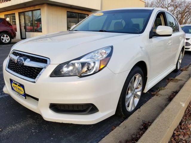 2014 Subaru Legacy 2.5i Premium | Champaign, Illinois | The Auto Mall of Champaign in Champaign Illinois