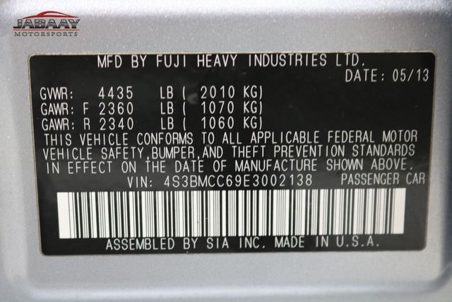 2014 Subaru Legacy 2.5i Premium Merrillville, Indiana 44