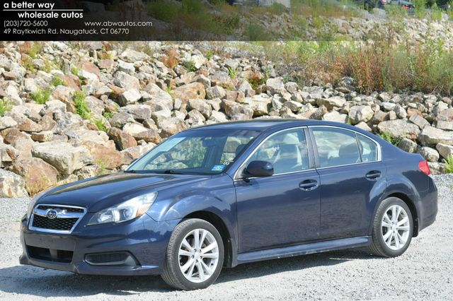 2014 Subaru Legacy 2.5i Premium AWD Naugatuck, Connecticut