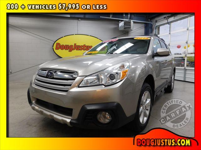 2014 Subaru Outback 2.5i Limited
