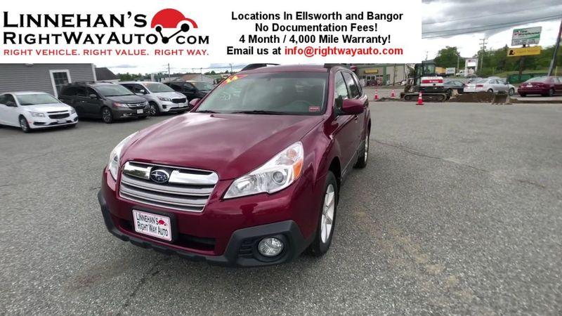 2014 Subaru Outback 25i Premium  in Bangor, ME