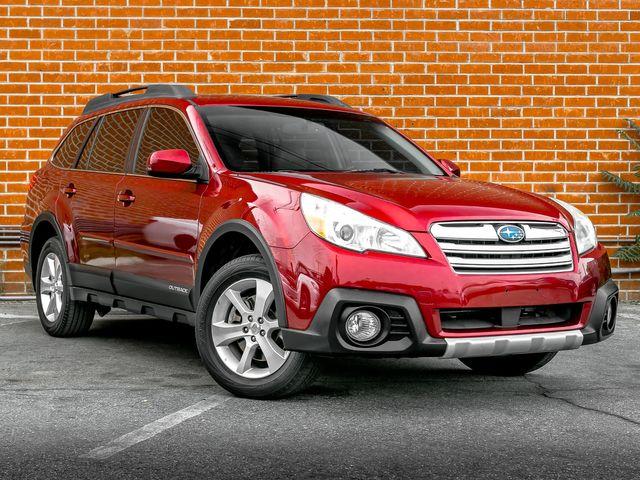 2014 Subaru Outback 3.6R Limited Burbank, CA 1