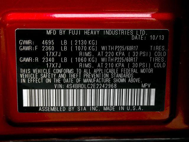 2014 Subaru Outback 3.6R Limited Burbank, CA 25
