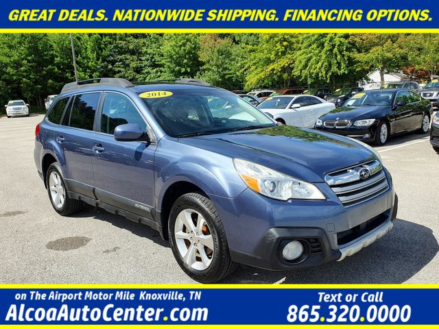 2014 Subaru Outback 2.5i Limited AWD w/Leather/Sunroof/Heated Seats