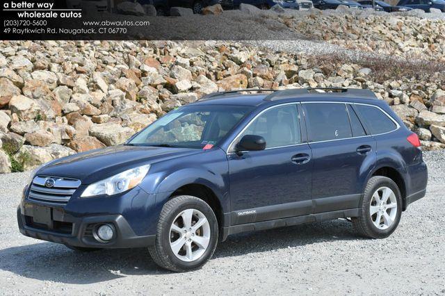 2014 Subaru Outback 2.5i Naugatuck, Connecticut