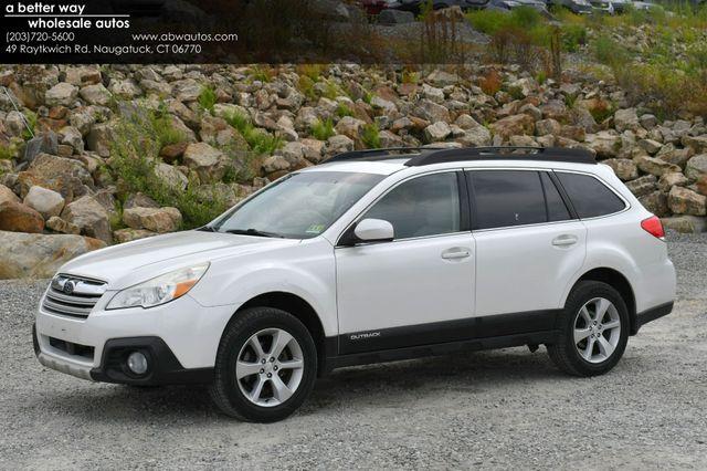 2014 Subaru Outback 2.5i Limited AWD Naugatuck, Connecticut