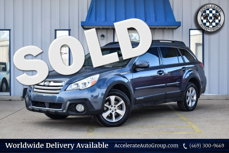 2014 Subaru Outback 2.5i Premium in Rowlett Texas