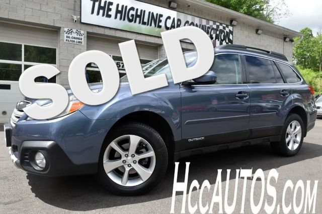 2014 Subaru Outback 2.5i Limited Waterbury, Connecticut