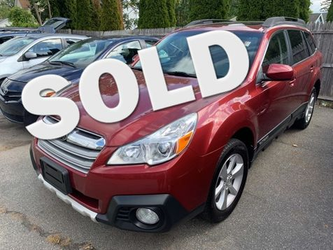 2014 Subaru Outback 2.5i Limited in West Springfield, MA