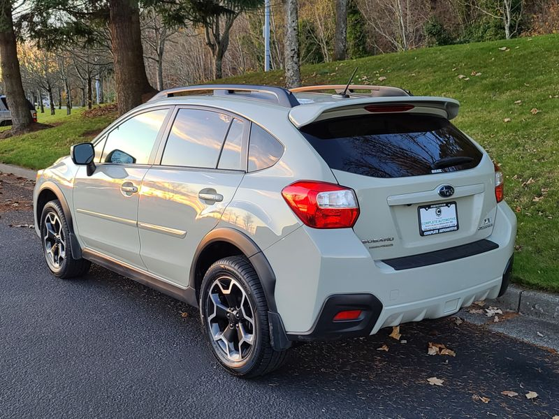 2014 Subaru XV Crosstrek 20i Limited All Wheel Drive Local 1 Owner Premium Moonroof Leather Rear Camera  city Washington  Complete Automotive  in Seattle, Washington
