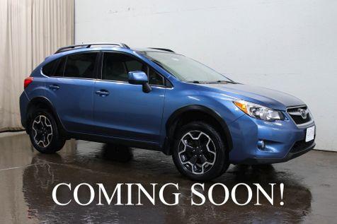 2014 Subaru XV Crosstrek Premium AWD Crossover with Heated Seats, Bluetooth Streaming Audio & Tow Pkg in Eau Claire