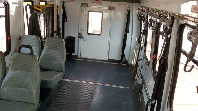 2014 Supreme Startrans Wheelchair Accessible Bus 8-10 passenger plus driver Alliance, Ohio 6