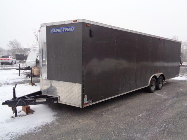 2014 Sure-Trac Pro Series Car Hauler 26 ft car trailer