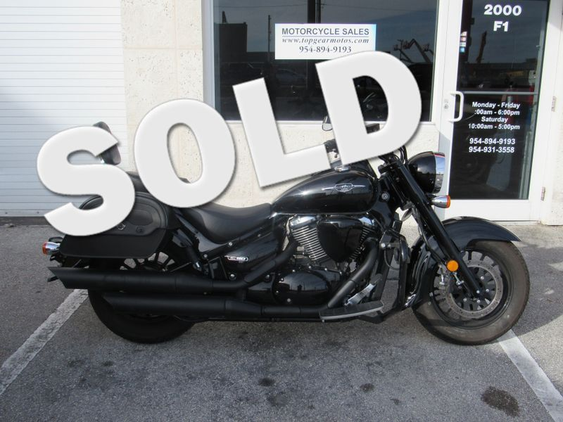 2014 Suzuki Boulevard C50 BOSS   city Florida  Top Gear Inc  in Dania Beach, Florida