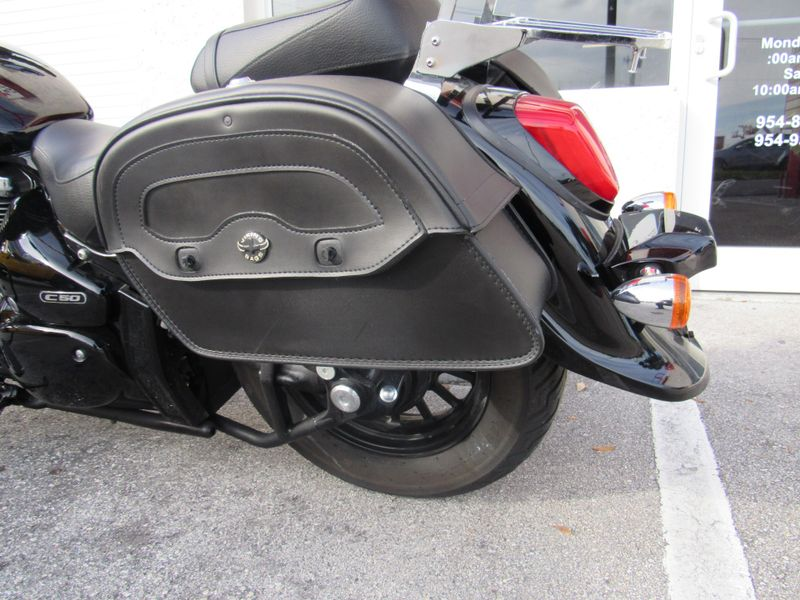 2014 Suzuki Boulevard C50 BOSS   city Florida  Top Gear Inc  in Dania Beach, Florida