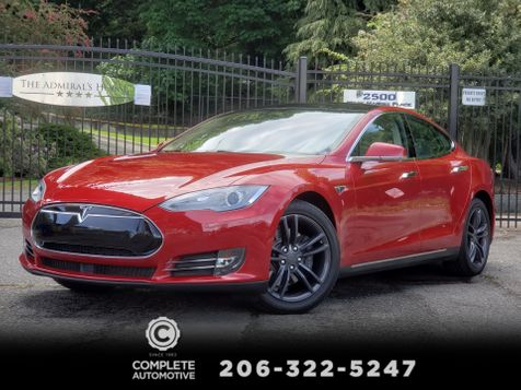 2014 Tesla Model S 85 Tech Package Auto Pilot 51,000 Miles Local 1 Owner in Seattle
